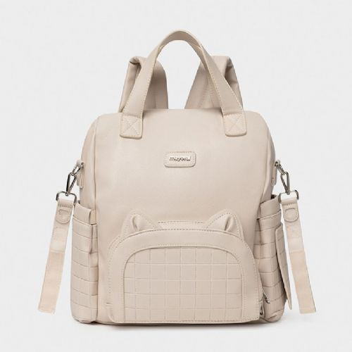 Padded Backpack - Stone